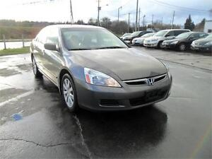 2006 Honda Accord Sdn EX V6 Kitchener / Waterloo Kitchener Area image 3
