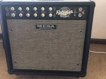 Mesa Boogie rectoverb 25 combo amp