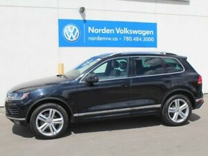2015 Volkswagen Touareg HIGHLINE R LINE TDI W/ TECH 4MOTION - VW