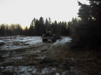 Very experienced Cable Skidder Operator.
