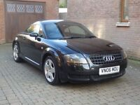 06 Audi TT 1.8t Auto, Trade in welcome £3995