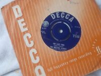 Vinyl 7in 45 Vinyl 7in 45 The Last Time / Play With Fire – The Rolling Stones Decca F 12104 1965