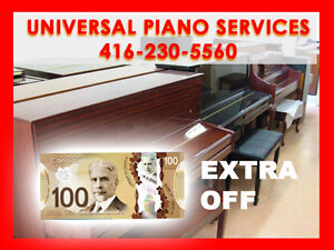 ★ PIANO CLEARANCE SALE ★ PIANOS FROM $895 - Aug 20 - Aug 28