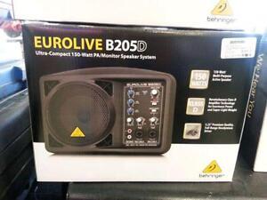 Behringer speaker system.  We sell used Speakers. (#41815M)
