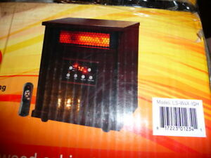 Lifesmart Electric Heaters & Towers 750 to 1800W, Brand New in B