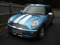 2005 MINI 1.6 MOT/MARCH 2 LADY OWNERS HISTORY POSS/PART X