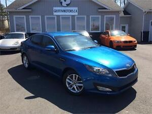 2013 Kia Optima ONLY $78 BI WEEKLY TAXES INCL