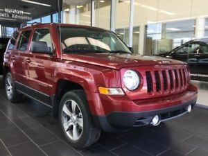2016 Jeep Patriot HIGH ALTITUDE, 4WD, LOW KM