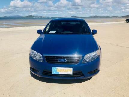 2007 Ford Falcon 6sp Auto XT (LPG) BF MKII Sedan Bowen Whitsundays Area Preview