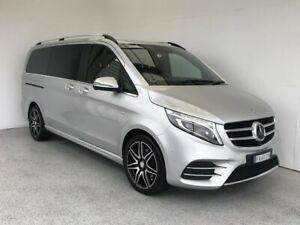 2016 Mercedes-Benz V-Class 447 V250 d 7G-Tronic + Avantgarde Silver 7 Speed Sports Automatic Wagon Mount Gambier Grant Area Preview