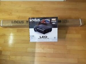 LOCUS 4K HDMI LED SMART PROJECTOR FOR SALE
