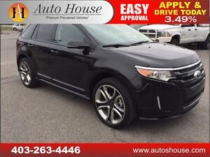 2013 Ford Edge AWD NAVI BCAM