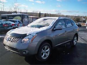 119$ BI WEEKLY OAC! 09 ROGUE SL- LEATHER , HEATED SEATS, AWD