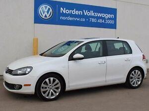 2013 Volkswagen Golf Wolfsburg Edition 2.5L 4dr Hatchback