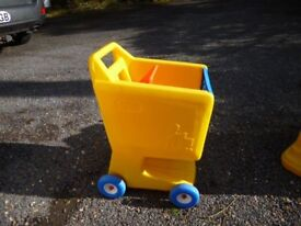 Little Tikes Supermarket Trolley /Shopping cart