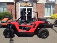 2015 Arctic Cat 700 Wildcat Trail