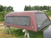 Ford Super Duty Canopy