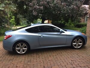 2010 Hyundai Genesis Coupe leather Coupe (2 door)