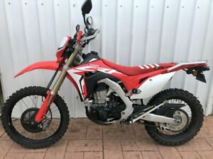 2019 Honda CRF450L Toowoomba Toowoomba City Preview