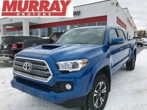 2017 Toyota Tacoma TRD Off Road - * LOW KMS! 4WD! BLUETOOTH! *