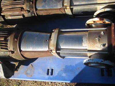 Grundfos Vertical Multistage Pump Type Crn64-3-2-a.g-g-v-pubvm  Y1