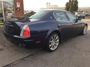 2008 Maserati Quattroporte|NAV|CAM|SUNROOF|LEATHER|NO ACCIDENTS Oakville / Halton Region Toronto (GTA) image 5
