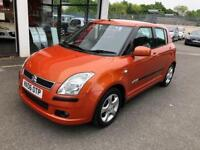Suzuki Swift 1.5 GLX Vvts 5dr PETROL MANUAL 2006/06