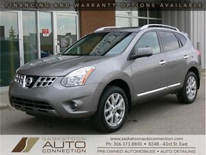 2013 Nissan Rogue SL AWD ***Leather & Navigation***
