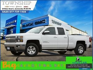 2015 Chevrolet Silverado 1500 LT - $18/Day - 4WD - 5.3L V8 - Dou