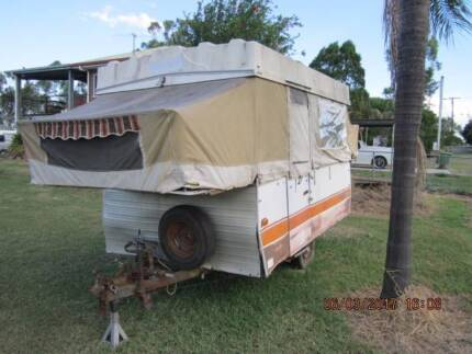 CAMPER GOING FOR FAIR PRICE