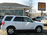 **2008 Ford Escape** Certified & E-tested