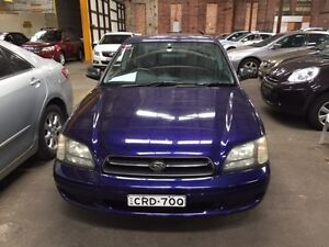 1999 Subaru Liberty GX AWD Automatic Sedan Sandgate Newcastle Area Preview