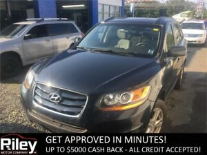 2011 Hyundai Santa Fe GL Premium STARTING AT $121.33 BI-WEEKLY