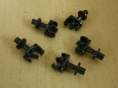 Triumph STAG ALL CLASSICS   Dual FUEL  BRAKE LINE CLIPS x5  316516pipe