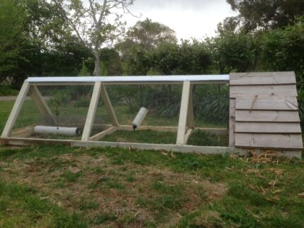Solid Rabbit Hutch for sale Crafers Adelaide Hills Preview