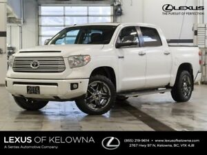 2015 Toyota Tundra Platinum Crewmax w/ Fuel Wheel Package