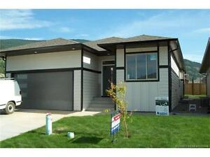 2297 Oglow Dr, Armstrong BC - Brand New Home!
