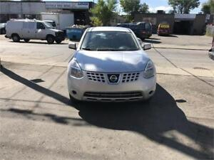 2009 NISSAN ROGUE 4 CYLINDRE