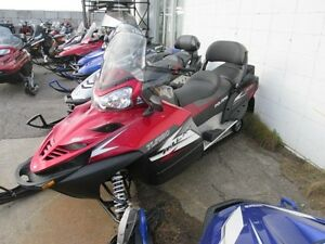 2012 POLARIS IQ LXT TURBO