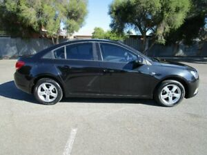 2011 Holden Cruze JG CD 6 Speed Automatic Sedan Clearview Port Adelaide Area Preview
