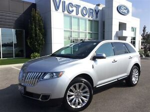 2013 Lincoln MKX Navigation, Pano Roof, Blis, Loaded!