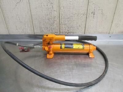 Central Machinery 44899 Hydraulic Hand Pump 4 Ton Capacity Porta Power