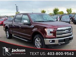 2015 Ford F-150 Lariat 4WD truck- Heated/Ventilated Seats, Nav!
