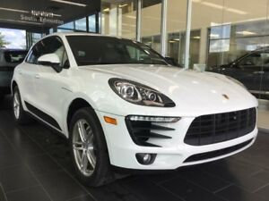 2015 Porsche Macan S, NAVI, HEATED/COOLED LEATHER, AWD