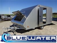 2 Place SNOWMOBILE TRAILER- $1000 in savings!