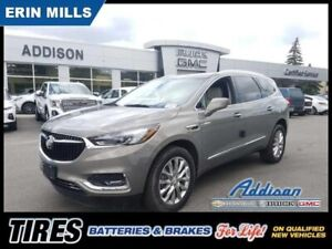 2019 Buick Enclave Essence AWD  - Leather Seats