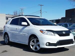 TOYOTA MATRIX S 2013/AUTO/4X4/AC/DEMARREUR/TOIT/GROUP ELECT/AUX!