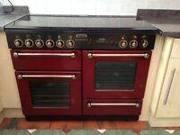 Rangemaster Leisure 110 Dual Electric and Gas Cooker