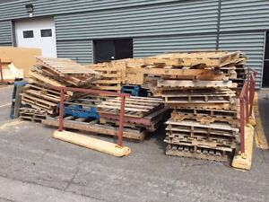 Wood Pallets - FREE - One Pick Up
