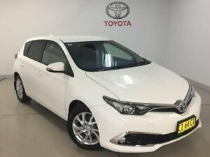 2016 Toyota Corolla ZRE182R Ascent Sport S-CVT White 7 Speed Constant Variable Hatchback Chatswood Willoughby Area Preview